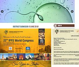유앤그린한의원 김은섭 원장의 임상증례가 국제불임학회연합(IFFS) WORLD CONGRESS 초록 심사에 통과하였습니다.