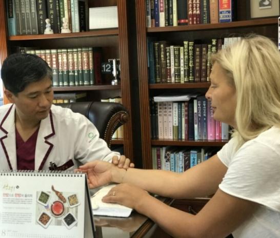 침치료를 통한 자궁내막증의 통증 개선 효과