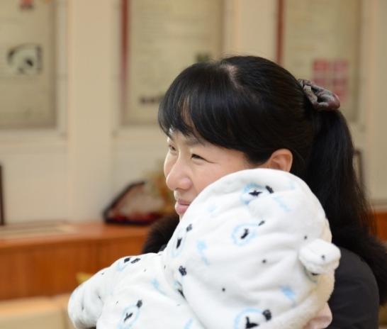 침 치료는 출산 후 체중 감량에 효과가 있습니다.  [대전유앤그린 여성한의원]